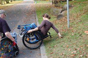 Kostenloses Rollstuhl-Training in Minden am 19.9.2019 @ Kostenloses Rollstuhltraining | Minden | Nordrhein-Westfalen | Deutschland