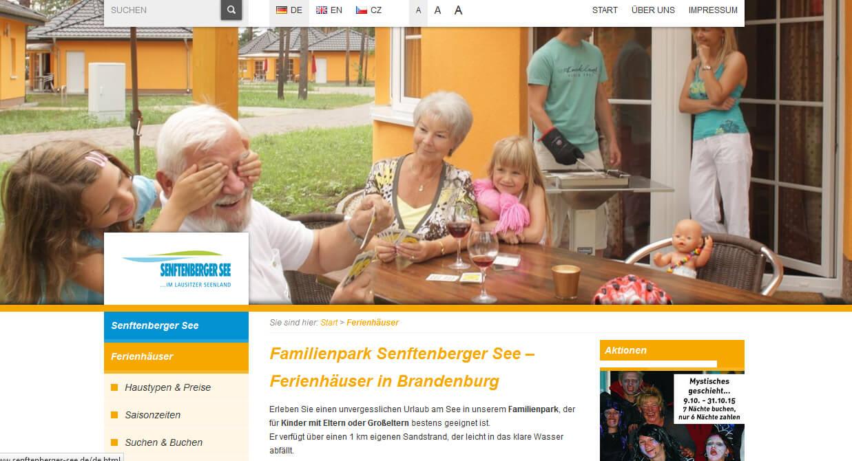 rollstuhl familienpark senftenberger see barrierefrei. Black Bedroom Furniture Sets. Home Design Ideas