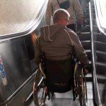 Beispiel Rollstuhlfahrer