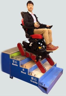 Rollstuhl Fã¼R Treppen | Auf Der Genfer Erfindermesse Prasentieren Tuftler Ihre Ideen