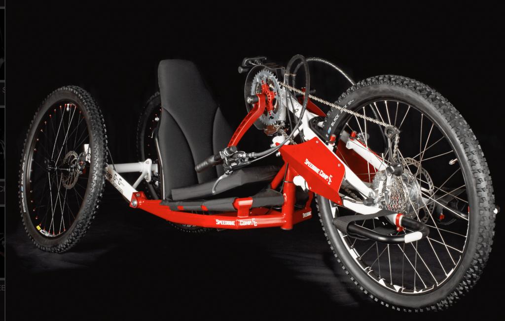 Praschberger Rollstuhl Event Kitzbühel behindert barrierefrei Sport Bike Handbike