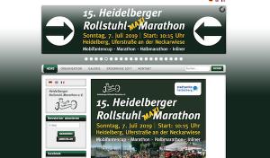 15. Heidelberger Rollstuhl-Marathon 2019 @ Heidelberg | Baden-Württemberg | Deutschland