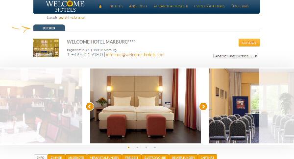 Sterne Hotel Marburg