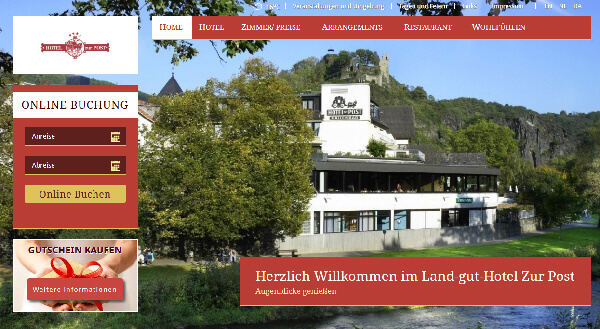 Hotel Zur Post Karlsruhe