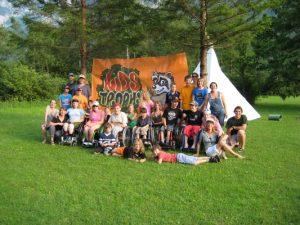 """6 Tage Outdoor-Erlebnis-Tour """"Kids-Trophy"""" Obertauern Österreich @ Obertraun in Österreich"""