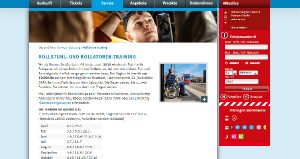 Rollstuhl- und Rollatoren-Training Bremen Flughafendamm 12 @ BSAG-Zentrum Neustadt, Flughafendamm 12 (Linie 6, Haltestelle »BSAG-Zentrum«, Parkplätze vor dem Gebäude) | Bremen | Bremen | Deutschland