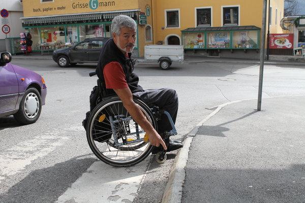 Rollstuhlfahrer Sex