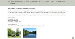 Rollstuhl Ebnisee für Alle barrierefrei @ Ebnisee | Kaisersbach | Baden-Württemberg | Deutschland