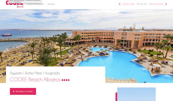 Rollstuhl Hotel Cooee Beach Albatros Hurghada Agypten Barrierefrei