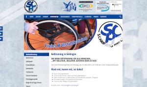 Rollitraining in Göttingen 04.04.2019 17:00 - 19:00 Uhr @ vor dem Carré Göttingen,