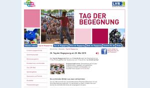 20. Tag der Begegnung am 25. Mai 2019 in Köln @ Tanzbrunnen | Köln | Nordrhein-Westfalen | Deutschland