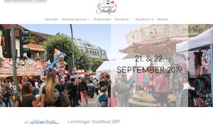 Leichlinger Stadtfest 21.und 22.09 2019 mit LVR Mobil am Samstag @ Innenstadt | Leichlingen (Rheinland) | Nordrhein-Westfalen | Deutschland