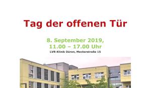 Tag der offenen Tür am 08.09.2019  LVR-Klinik Düren mit LVR-Mobil @ LVR Klinik Düren | Düren | Nordrhein-Westfalen | Deutschland