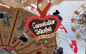 174. Cannstatter Volksfest 27. bis 13.10.2019 @ Cannstatter Wasen | Stuttgart | Baden-Württemberg | Deutschland
