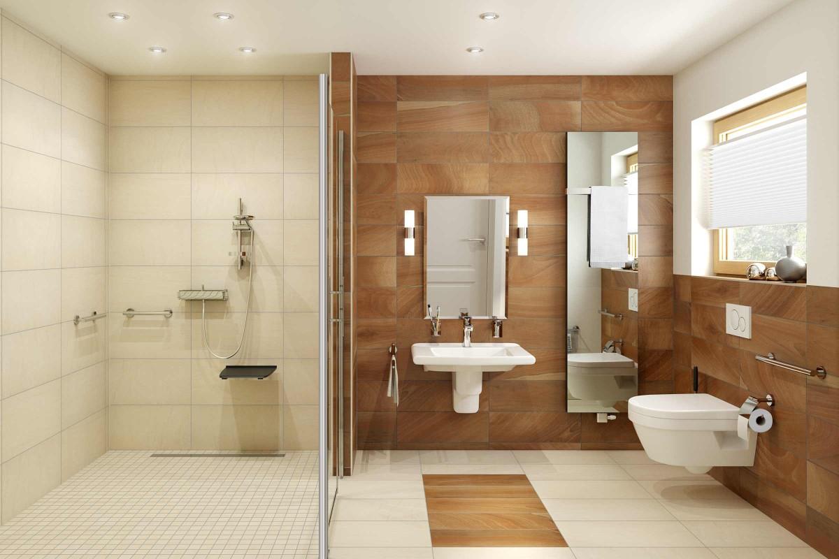 Behindertengerechtes und barrierefreies Badezimmer – Kosten ...