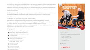 Mobilitäts- und Rollstuhl-Trainingskurs 2020 Schönau @ Bildungs- und Freizeitstätte Heilsbach | Schönau (Pfalz) | Rheinland-Pfalz | Deutschland