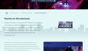 Nachts im Wunderland Hamburg auch für Rollstuhlfahrer geeignet @ Miniaturwunderland | Hamburg | Hamburg | Deutschland